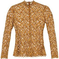 Bluzki asymetryczne: Samsøe & Samsøe IBI Bluzka golden