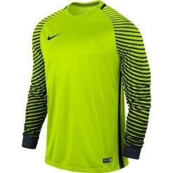 Bluzy męskie: Nike Bluza męska Gardien LS zielono-czarna r. M (725882-702)