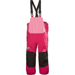 Spodnie niemowlęce: Spodnie funkcyjne w kolorze różowym
