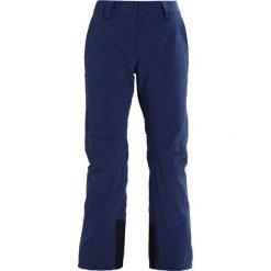 Salomon ICEMANIA  Spodnie narciarskie medieval blue. Niebieskie bryczesy damskie Salomon, xs, z elastanu, narciarskie. W wyprzedaży za 687,20 zł.