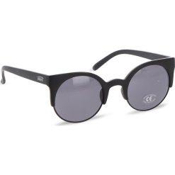 Okulary przeciwsłoneczne damskie: Okulary przeciwsłoneczne VANS - Halls & Woods VN0001F2H82 Matte Black