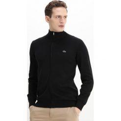 Swetry rozpinane męskie: Lacoste Kardigan noir/farine