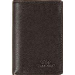 Portfel 02-1-008-4. Czarne portfele damskie marki Wittchen. Za 149,00 zł.
