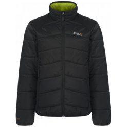 Regatta Kurtka Icebound Ii Dark Spruce/Dark Spruce S. Czarne kurtki sportowe męskie marki Regatta, na zimę, m. W wyprzedaży za 146,00 zł.