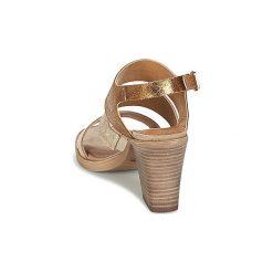 Sandały Metamorf'Ose  CAJARC. Szare sandały damskie Metamorf'Ose. Za 295,20 zł.