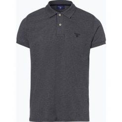 Koszulki polo: Gant – Męska koszulka polo, szary