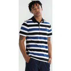 Lacoste Sport STRIPED Koszulka polo noir/blanc/marino. Czarne koszulki polo Lacoste Sport, l, z materiału. Za 349,00 zł.