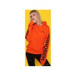 Bluzy damskie: Guilty Orange Hoodie Bluza