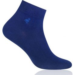 More - Skarpety Casual. Niebieskie skarpetki męskie marki More, z bawełny. W wyprzedaży za 5,90 zł.