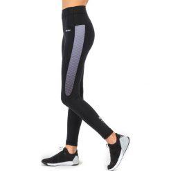 Spodnie dresowe damskie: Hi-tec Leginsy Lady Isab Black/titanium r. S