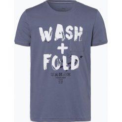 T-shirty męskie: Tom Tailor Denim - T-shirt męski, szary