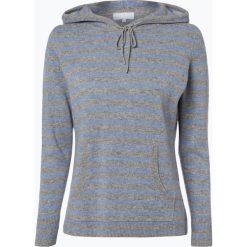 Marie Lund - Sweter damski z czystego kaszmiru, szary. Szare swetry klasyczne damskie Marie Lund, s, z kaszmiru. Za 499,95 zł.