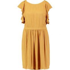 Sukienki hiszpanki: See u Soon Sukienka letnia yellow