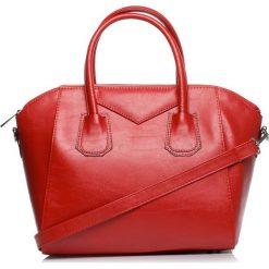 HECTOR Torebka - czerwona. Czerwone kuferki damskie Stylove, na ramię. Za 169,90 zł.