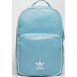 Adidas Originals - Plecak. Niebieskie plecaki męskie adidas Originals, z materiału. W wyprzedaży za 169,90 zł.