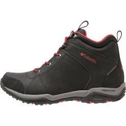 Columbia FIRE VENTURE WATERPROOF Buty trekkingowe black/burnt henna. Białe buty trekkingowe damskie marki Nike Performance, z materiału, na golfa. Za 499,00 zł.