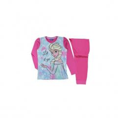 Piżama dziewczęca Kraina Lodu - Frozen we wzory. Białe bielizna dziewczęca marki Reserved, l. Za 29,99 zł.