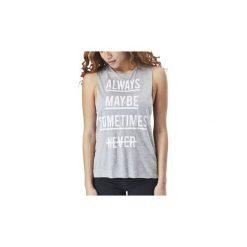 Odzież damska: Topy na ramiączkach / T-shirty bez rękawów Reebok Sport  Koszulka bez rękawów Training Supply