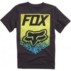 FOX T-Shirt Chłopięcy Netawaka 116 Szary. Szare t-shirty chłopięce marki FOX, z bawełny. W wyprzedaży za 59,00 zł.