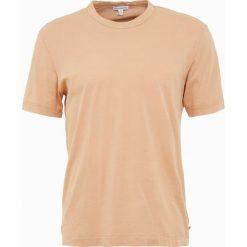 James Perse CREW LIGHTWEIGHT Tshirt basic apricot. Pomarańczowe t-shirty męskie James Perse, m, z bawełny. Za 379,00 zł.