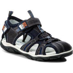 Sandały LASOCKI YOUNG - CI12-REMIK-05 Granatowy. Niebieskie sandały męskie skórzane marki Lasocki Young. Za 99,99 zł.