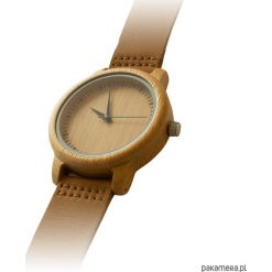 Zegarek drewniany - seria NAUTICA - ARBOR. Brązowe zegarki męskie Pakamera. Za 249,00 zł.