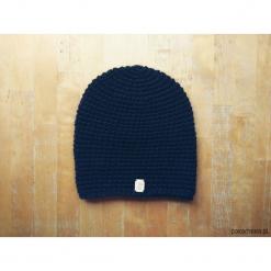 Czapka 65% wełna 35% alpaka #czarny. Czarne czapki zimowe damskie Pakamera, z wełny. Za 132,00 zł.