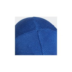 Czapki adidas  Czapka beanie Tiro15. Niebieskie czapki zimowe damskie marki Adidas. Za 59,95 zł.
