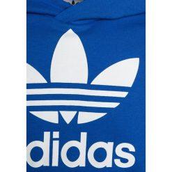 Adidas Originals HOODIE Bluza z kapturem blue/white. Niebieskie bluzy chłopięce rozpinane marki adidas Originals, z bawełny, z kapturem. Za 229,00 zł.