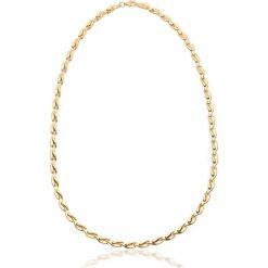Naszyjnik - złoto żółte 585. Żółte naszyjniki męskie W.KRUK, na imprezę, złote. Za 849,00 zł.