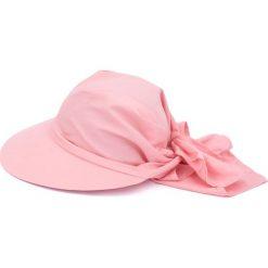 Kapelusze damskie: Art of Polo Kapelusz damski Daszek Creation różowy