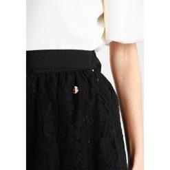 Spódniczki trapezowe: Gaudi SKIRT Spódnica trapezowa black