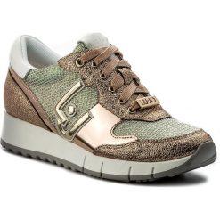 Sneakersy damskie: Sneakersy LIU JO – Linda B18001 E0506 Mint 00990