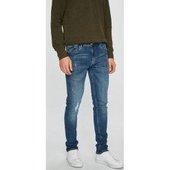 Produkt by Jack & Jones - Jeansy Pktakm Skinny Jeans. Niebieskie jeansy męskie skinny PRODUKT by Jack & Jones, z bawełny. Za 149,90 zł.