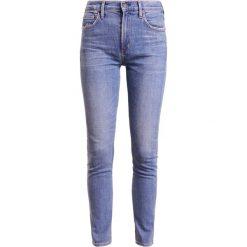 Citizens of Humanity ROCKET HIGH RISE  Jeans Skinny Fit reyres. Niebieskie boyfriendy damskie Citizens of Humanity, z bawełny. W wyprzedaży za 625,05 zł.