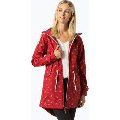 Derbe - Kurtka damska typu softshell, czerwony. Czerwone kurtki damskie marki Derbe, z softshellu. Za 589,95 zł.