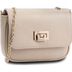 Torebka COCCINELLE - CV3 Mini Bag E5 CV3 55 E6 07 Seashell N43. Brązowe torebki klasyczne damskie Coccinelle, ze skóry. Za 749,90 zł.