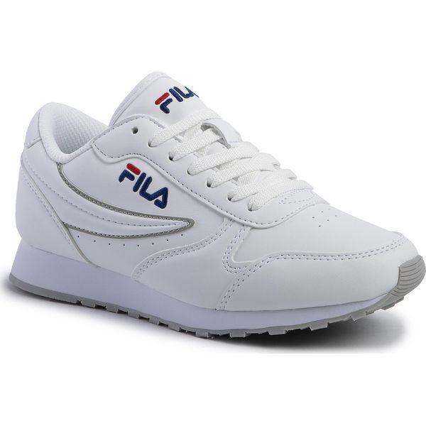 Sneakersy FILA Orbit Low Wmn 1010308.1FG White