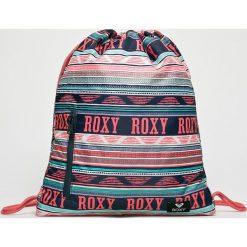 Roxy - Plecak. Szare plecaki damskie Roxy, z poliesteru. W wyprzedaży za 69,90 zł.