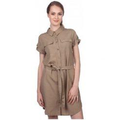Brave Soul Sukienka Damska Allen S Khaki. Czarne sukienki marki Fille Du Couturier. W wyprzedaży za 119,00 zł.