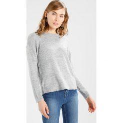 Swetry klasyczne damskie: Dorothy Perkins BOW BACK Sweter grey