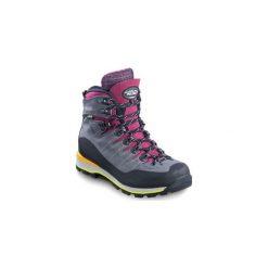 Buty trekkingowe damskie: MEINDL Buty Air Revolution 4.1 Lady r.39.5 szaro-różowe (3088)
