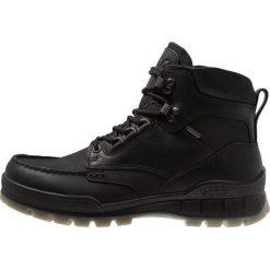 Ecco Buty trekkingowe black. Czarne buty trekkingowe męskie ecco, z materiału, outdoorowe. Za 999,00 zł.