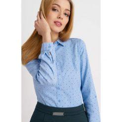 Koszule wiązane damskie: Koszula w gwiazdki