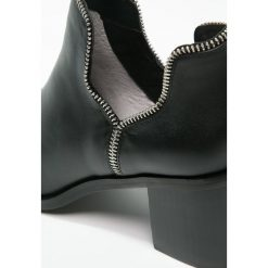 Botki damskie lity: Senso HUNTLEY  Ankle boot ebony