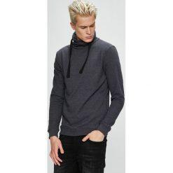 Blend - Bluza. Brązowe bluzy męskie rozpinane marki Blend, l, z bawełny, bez kaptura. W wyprzedaży za 89,90 zł.