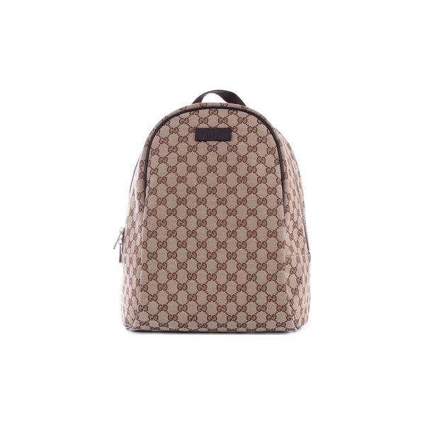 c58186eb86b5b Plecaki Gucci ZAINOGG - Pomarańczowe plecaki damskie GUCCI, bez ...