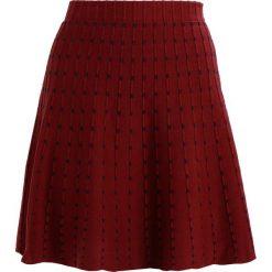 Minispódniczki: mint&berry Spódnica trapezowa burgundy