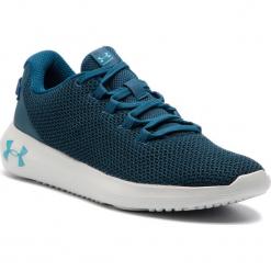 Buty UNDER ARMOUR - Ua Ripple 3021186-402 Blu. Niebieskie buty fitness męskie marki Under Armour, z materiału. W wyprzedaży za 199,00 zł.