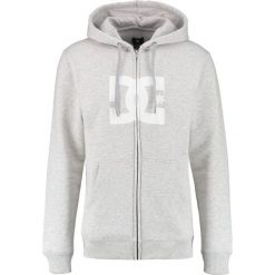Bluzy męskie: DC Shoes STAR Bluza rozpinana grey heather/white